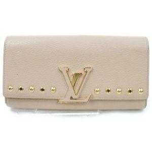 Auth Louis Vuitton Portefeiulle #4467L36B